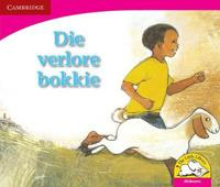 The Little Lost Goat Afrikaans version