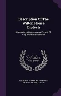 Description of the Wilton House Diptych