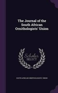 The Journal of the South African Ornithologists' Union