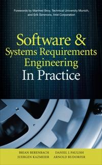 Software & Systems Requirements Engineering