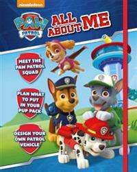 Nickelodeon Paw Patrol All about Me
