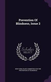 Prevention of Blindness, Issue 2