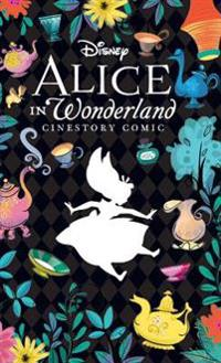 Disney Alice in Wonderland Cinestory Comic: Collector's Edition