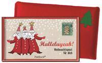 Halleluyeah Weihnachtspost für dich