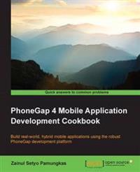 PhoneGap 4 Mobile Application Development Cookbook