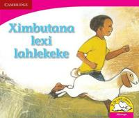 The Little Lost Goat XiTsonga version