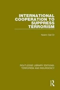 International Cooperation to Suppress Terrorism