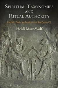 Spiritual Taxonomies and Ritual Authority