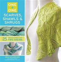 One + One: Scarves, Shawls & Shrugs