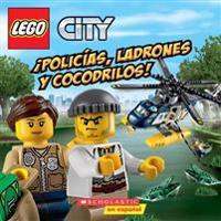 Lego City: ¡policías, Ladrones Y Cocodrilos! (Cops, Crocks, and Crooks!)