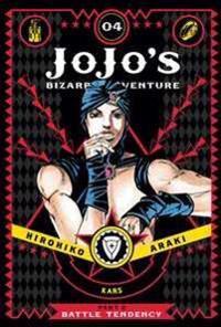 Jojo's Bizarre Adventure 4