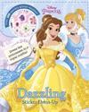 Disney Princess Dazzling Sticker Dress-Up