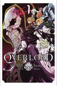 Overlord The Manga 1