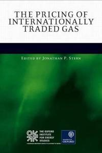 The Pricing of Internationally Traded Gas