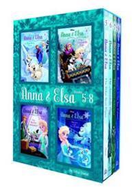 Anna & Elsa: Books 5-8