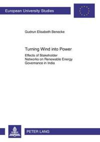 Turning Wind into Power