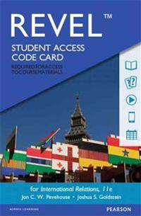 Revel for International Relations -- Access Card