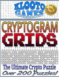 Klooto Games Cryptogram Grids
