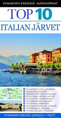 Top 10 Italian järvet