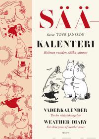 SÄÄKALENTERI - Väderkalender - Weather diary