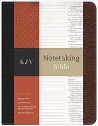 Notetaking Bible-KJV