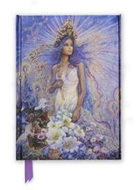 Virgo by Josephine Wall (Foiled Journal)