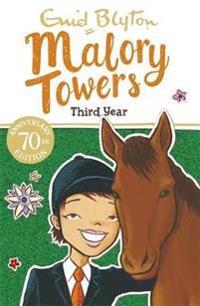 Malory towers: third year - book 3