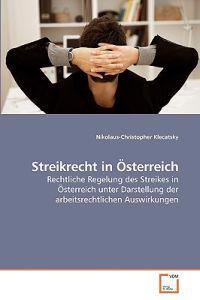 Streikrecht in Osterreich