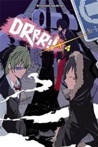 Durarara!! The Novel 4