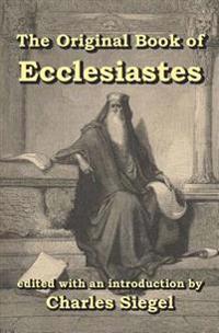 Original Book of Ecclesiastes