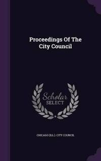 Proceedings of the City Council
