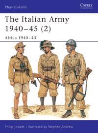 The Italian Army, 1940-45