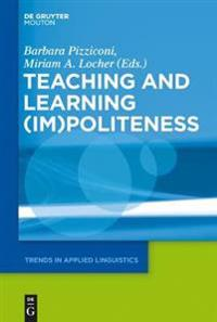 Teaching and Learning Im Politeness