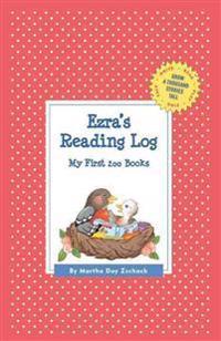 Ezra's Reading Log