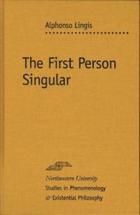 The First Person Singular
