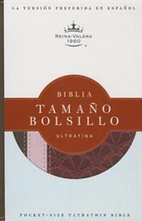 Biblia Tamano Bolsillo Ultrafina-Rvr 1960