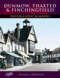 Dunmow, thaxted and finchingfield