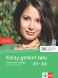 Kolay gelsin  neu. Kursbuch + Audio-CD -  - böcker (9783125286610)     Bokhandel
