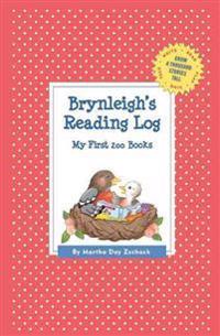 Brynleigh's Reading Log