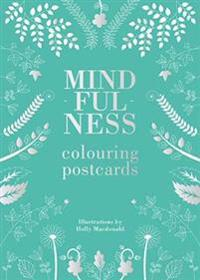 Mindfulness Colouring: Postcards