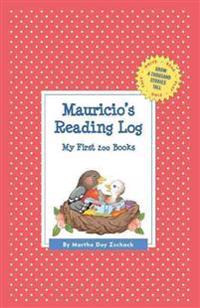 Mauricio's Reading Log