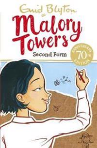 Malory towers: second form - book 2