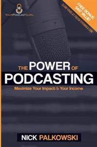 The Power of Podcasting: Maximize Your Impact and Income
