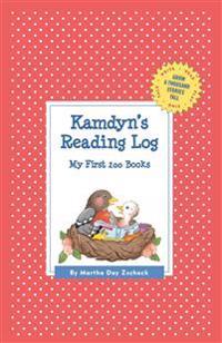 Kamdyn's Reading Log - Martha Day Zschock - böcker (9781516244157)     Bokhandel