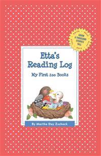 Etta's Reading Log