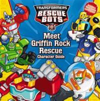 Meet Griffin Rock Rescue: Character Guide