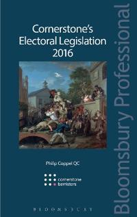 Cornerstone's Electoral Legislation 2016