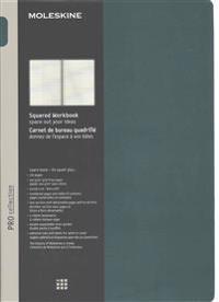 Moleskine Pro Collection Workbook