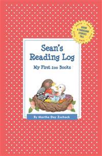 Sean's Reading Log