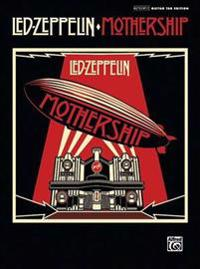 Led Zeppelin -- Mothership: Authentic Guitar Tab